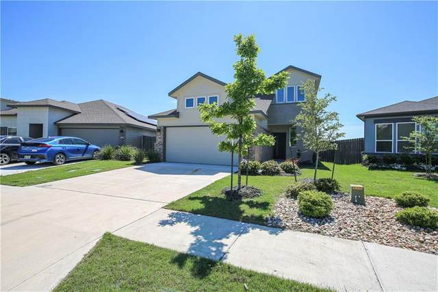 9905 Becoming St, Manor, TX 78653 (#7085060) :: ONE ELITE REALTY