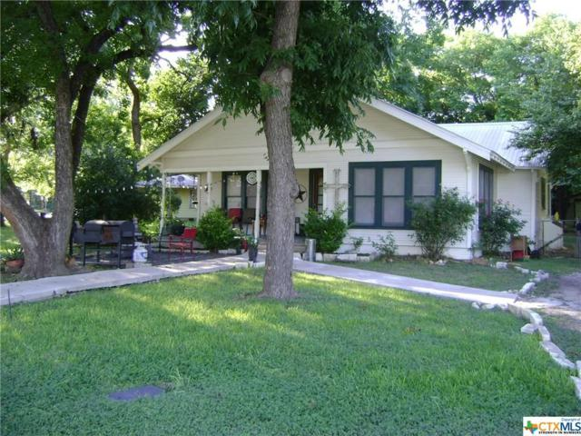 921 Sycamore St, San Marcos, TX 78666 (#7090047) :: The Heyl Group at Keller Williams