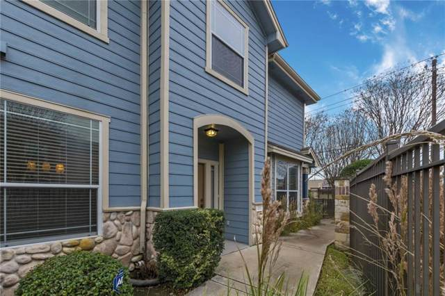 1481 E Old Settlers Blvd #103, Round Rock, TX 78664 (#7090238) :: The Perry Henderson Group at Berkshire Hathaway Texas Realty