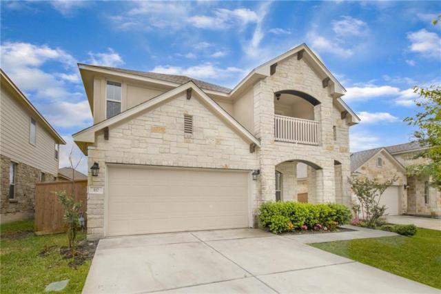 117 Rock Mill Loop, Georgetown, TX 78626 (#7092512) :: Papasan Real Estate Team @ Keller Williams Realty