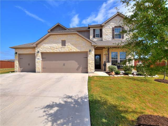 408 Vista Portola Loop, Liberty Hill, TX 78642 (#7094645) :: The Heyl Group at Keller Williams