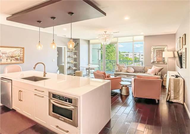 1600 Barton Springs Rd #1507, Austin, TX 78704 (#7094697) :: Papasan Real Estate Team @ Keller Williams Realty