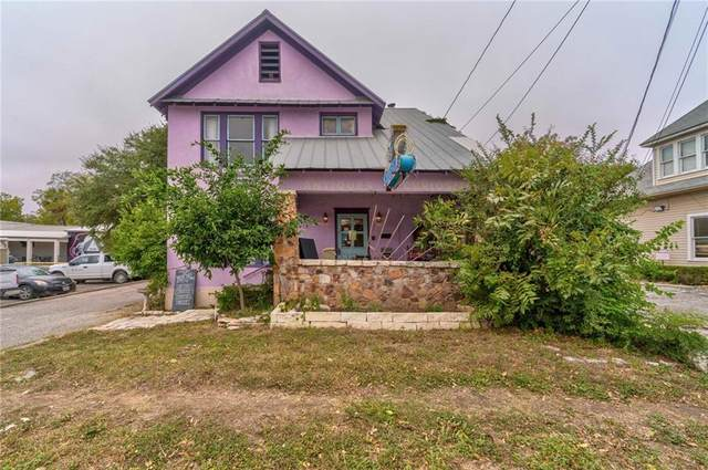 215 N Comanche St, San Marcos, TX 78666 (#7095558) :: First Texas Brokerage Company