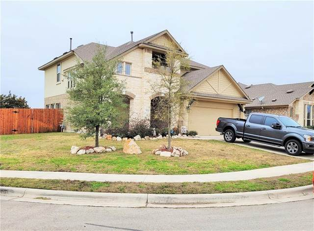 313 Landing Ln, Leander, TX 78641 (#7097266) :: Realty Executives - Town & Country