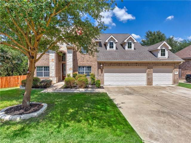 308 Las Colinas Dr, Georgetown, TX 78628 (#7098345) :: Service First Real Estate