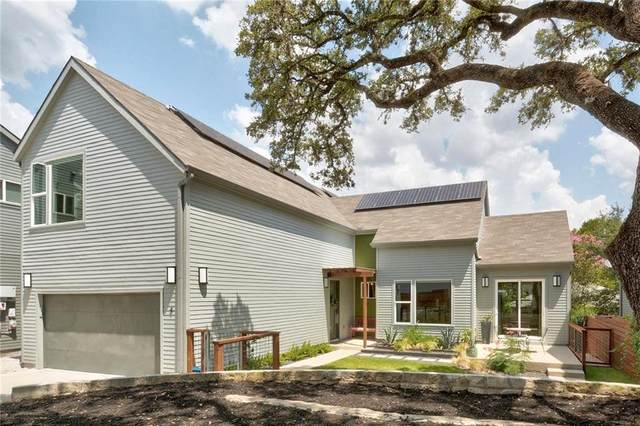 3001 Del Curto #4, Austin, TX 78704 (#7099558) :: Front Real Estate Co.