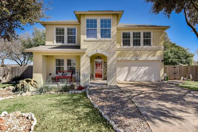 4508 Cisco Valley Dr, Round Rock, TX 78664 (MLS #7099781) :: Vista Real Estate