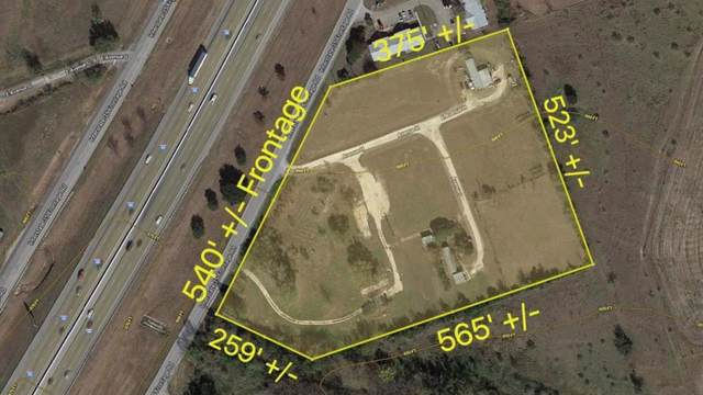 7.82 Ac Ih 35, Jarrell, TX 76537 (#7101710) :: Ana Luxury Homes