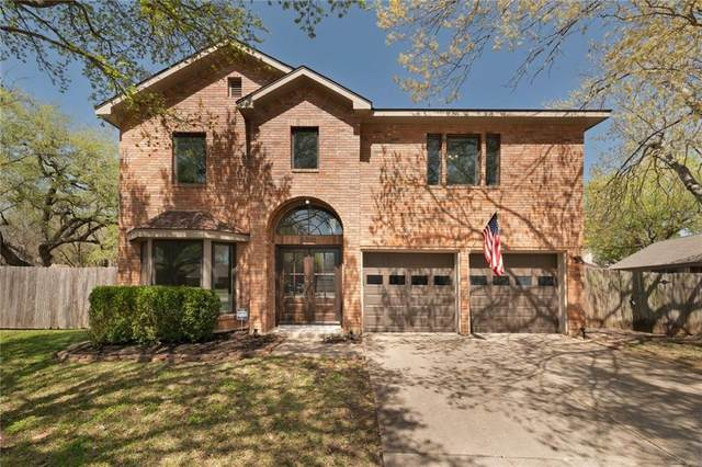 5302 Ashcroft Ct, Austin, TX 78749 (#7102778) :: Realty Executives - Town & Country