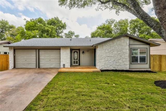 1307 Sagebrush Dr, Round Rock, TX 78681 (#7102944) :: The Perry Henderson Group at Berkshire Hathaway Texas Realty