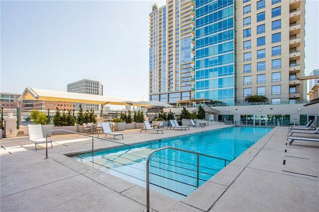 300 Bowie St #1502, Austin, TX 78703 (#7107071) :: The Perry Henderson Group at Berkshire Hathaway Texas Realty
