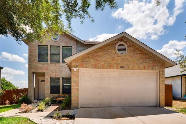 3049 Hill St, Round Rock, TX 78664 (#7111730) :: The Perry Henderson Group at Berkshire Hathaway Texas Realty