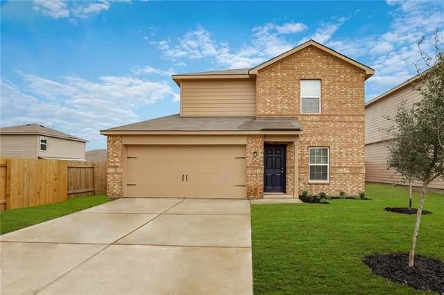 309 Hyacinth Way, Jarrell, TX 76537 (MLS #7113044) :: Brautigan Realty