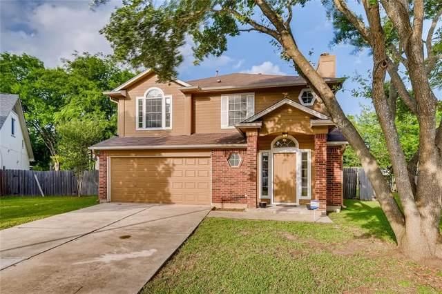 140 Pony Cv, Kyle, TX 78640 (MLS #7115030) :: Vista Real Estate