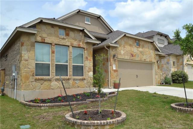 3323 Hidalgo Loop, Round Rock, TX 78665 (#7116218) :: Lancashire Group at Keller Williams Realty
