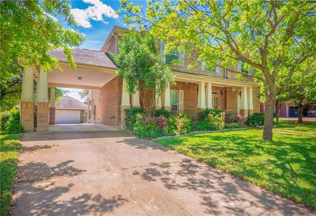 12100 Emerald Oaks Dr, Austin, TX 78739 (#7116619) :: Realty Executives - Town & Country