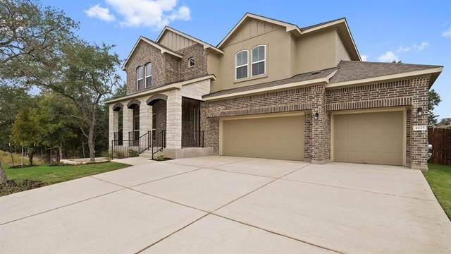 4225 Deer Lake Ln, Georgetown, TX 78628 (#7116663) :: First Texas Brokerage Company