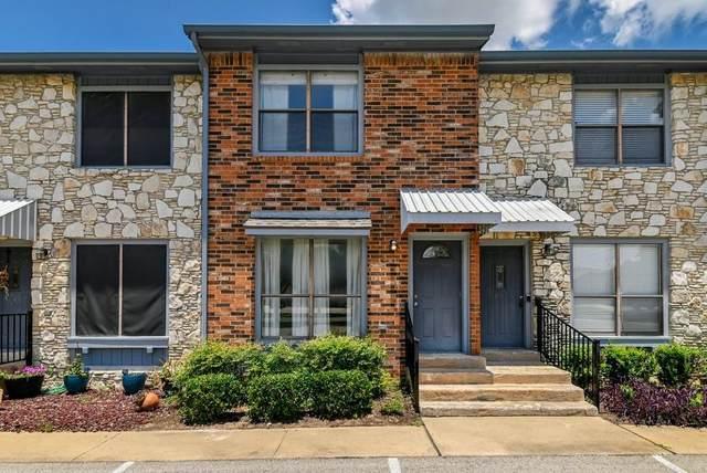 3005 Whisper Oaks Ln D, Georgetown, TX 78628 (#7117815) :: Papasan Real Estate Team @ Keller Williams Realty