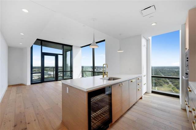 70 Rainey St #2607, Austin, TX 78701 (#7120973) :: Front Real Estate Co.