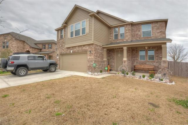 501 Yosemite Trl, Taylor, TX 76574 (#7125338) :: 12 Points Group