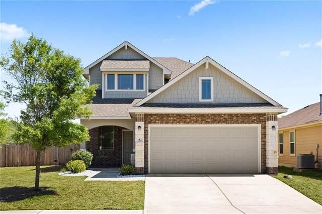 142 Silo St, San Marcos, TX 78666 (#7127356) :: Papasan Real Estate Team @ Keller Williams Realty
