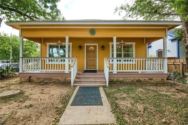 911 E 2nd St, Austin, TX 78701 (MLS #7128499) :: Vista Real Estate