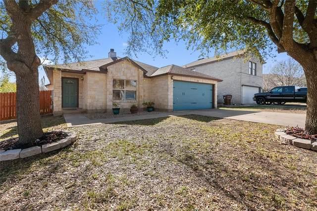 2909 Hill View Cv, Round Rock, TX 78664 (#7130924) :: Watters International