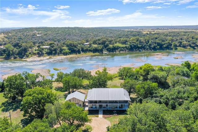 1857 County Road 343, Marble Falls, TX 78654 (MLS #7132383) :: The Lugo Group