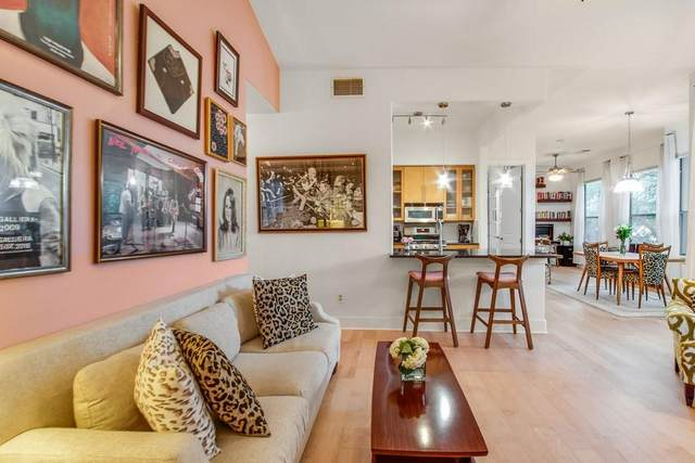 2216 Thornton Rd #221, Austin, TX 78704 (#7133578) :: Lauren McCoy with David Brodsky Properties