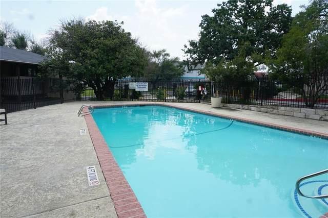 2124 Burton Dr #113, Austin, TX 78741 (#7136417) :: Papasan Real Estate Team @ Keller Williams Realty