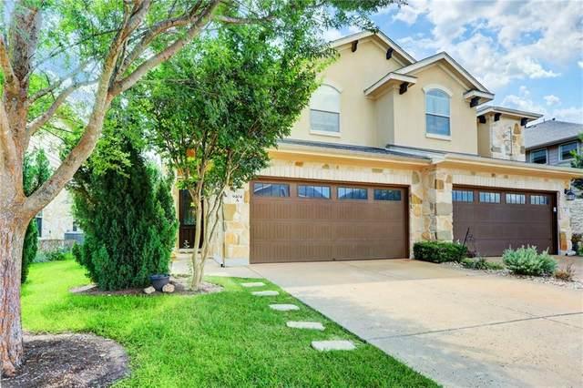 9404 Solana Vista Loop A, Austin, TX 78750 (MLS #7137335) :: Brautigan Realty