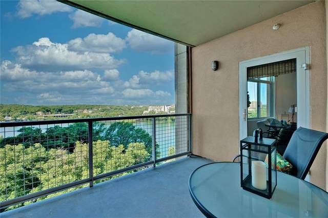54 Rainey St #804, Austin, TX 78701 (#7137828) :: R3 Marketing Group