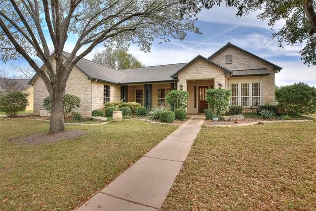 138 Crepe Myrtle Ln, Georgetown, TX 78633 (MLS #7139428) :: Vista Real Estate