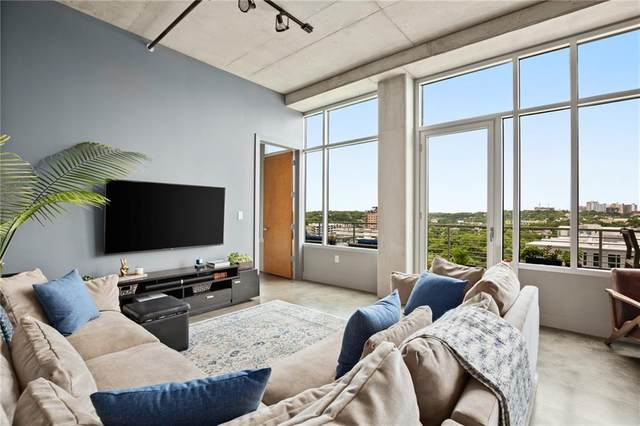800 W 5th St #1004, Austin, TX 78703 (#7140355) :: Realty Executives - Town & Country