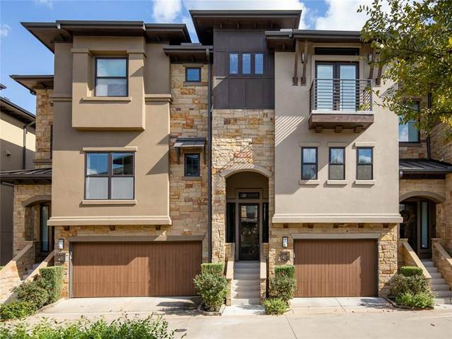 6533 E Hill Dr #11, Austin, TX 78731 (#7144071) :: Lancashire Group at Keller Williams Realty