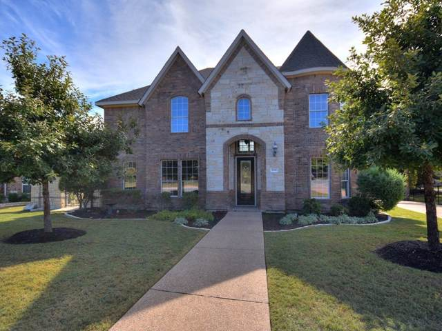 1041 Shinnecock Hills Dr, Georgetown, TX 78628 (#7144773) :: The Heyl Group at Keller Williams