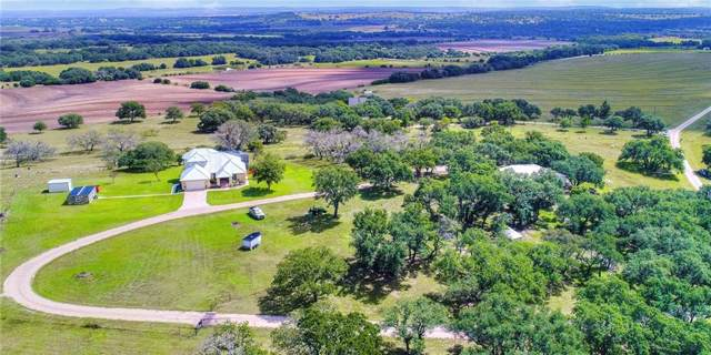 820 Brewer Rd, Fredericksburg, TX 78624 (#7146924) :: The Perry Henderson Group at Berkshire Hathaway Texas Realty