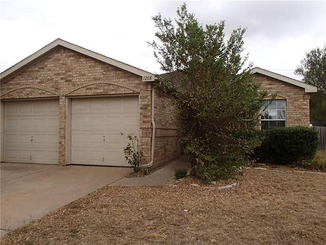 1208 Olympic Dr, Pflugerville, TX 78660 (#7146995) :: RE/MAX Capital City