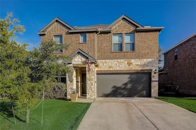 548 Appalachian Trl, Leander, TX 78641 (#7152068) :: Papasan Real Estate Team @ Keller Williams Realty