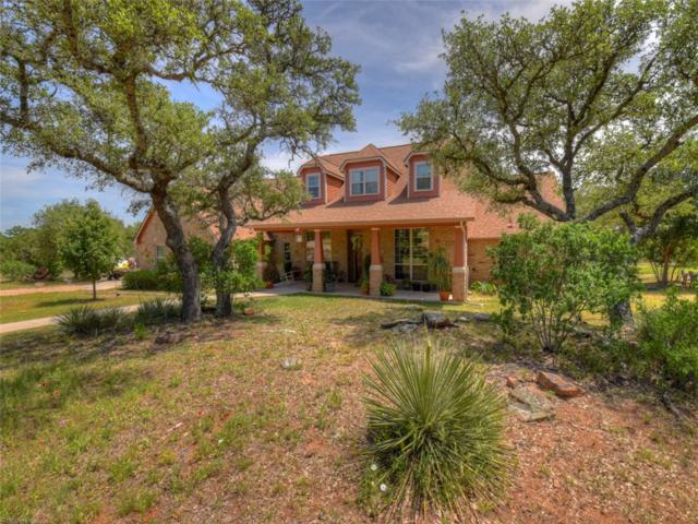 850 Rocky Hollow Dr, Burnet, TX 78611 (#7152467) :: The Perry Henderson Group at Berkshire Hathaway Texas Realty