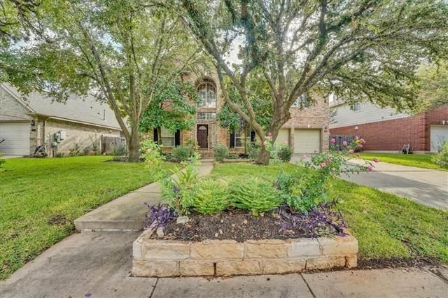 8414 Sea Ash Cir, Round Rock, TX 78681 (#7158402) :: Papasan Real Estate Team @ Keller Williams Realty