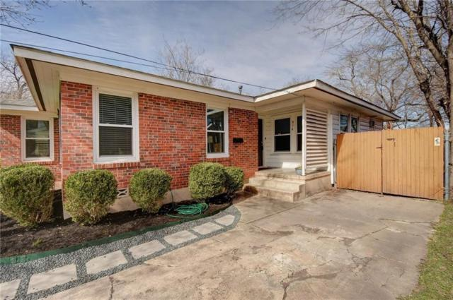 914 E 37th St, Austin, TX 78705 (#7160351) :: Papasan Real Estate Team @ Keller Williams Realty