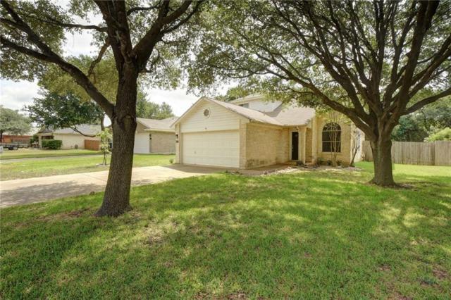 1222 Brashear Ln, Cedar Park, TX 78613 (#7160594) :: Watters International