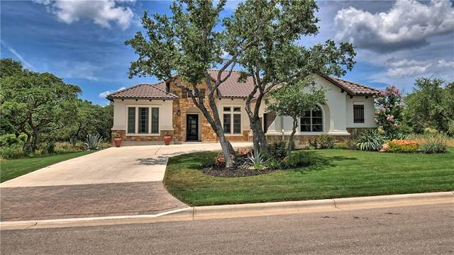 107 Star Thistle Trl, Georgetown, TX 78628 (#7160608) :: Zina & Co. Real Estate