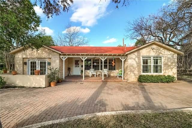 1504 Hillmont St, Austin, TX 78704 (#7161258) :: Ben Kinney Real Estate Team