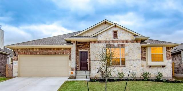 160 Kirkhill St, Hutto, TX 78634 (#7162755) :: 12 Points Group