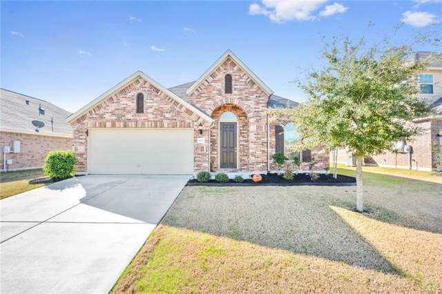 805 Farm House Dr, Hutto, TX 78634 (#7164172) :: Papasan Real Estate Team @ Keller Williams Realty