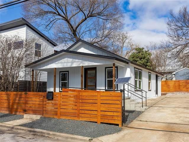 2324 Santa Maria St, Austin, TX 78702 (#7168500) :: Papasan Real Estate Team @ Keller Williams Realty