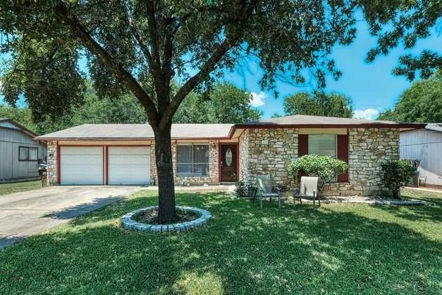 1406 Glenmeadows Dr, Round Rock, TX 78681 (#7168803) :: Papasan Real Estate Team @ Keller Williams Realty