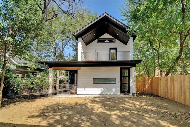 2714 E 3rd St #2, Austin, TX 78702 (#7169984) :: Papasan Real Estate Team @ Keller Williams Realty